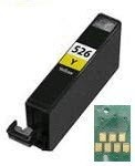 Canon CLI-526Y met chip 13 ml