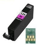 Canon CLI-526M met chip 13ml