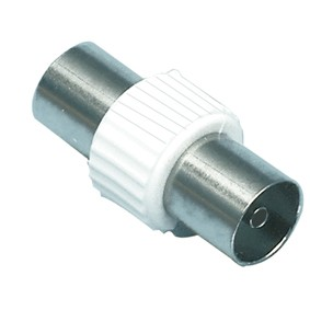Coax antenne connector female-female