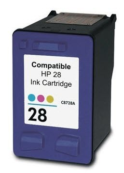 HP 28 compatible inktpatroon