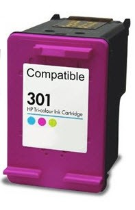HP 301XL inktcartridge kleur (CH564EE)