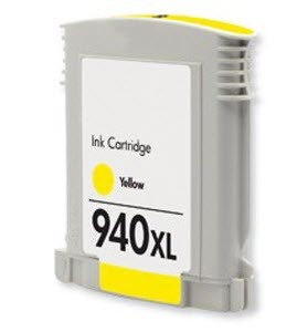HP 940XL Y compatible inktpatroon