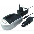 Lader 'Silver' panasonic VW-VBA10