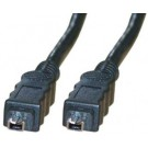 Firewire kabel 4 pins male-male 1,8M