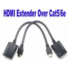 HDMI extender over UTP Cat 5/6  1080P 30 meter