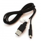 USB- Nintendo 3DS kabel gesckit voor data en om te laden