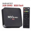 MX Q pro tv box kodi mediaplayer amlogic s905x 2GB Ram 8GB Rom settop box